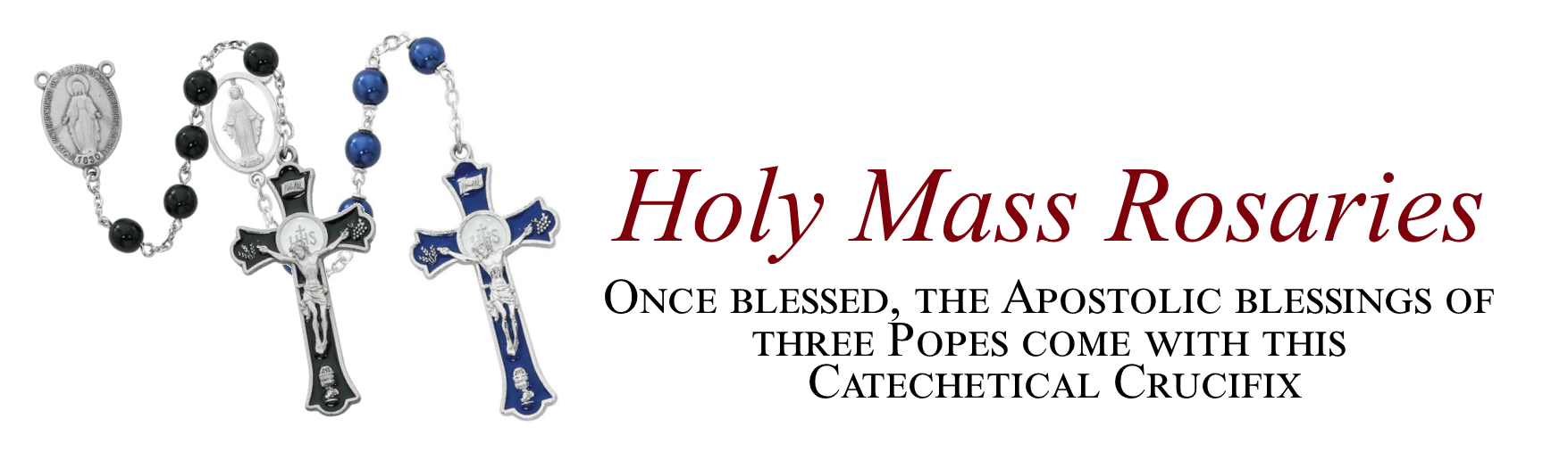 Holy Mass Rosaries