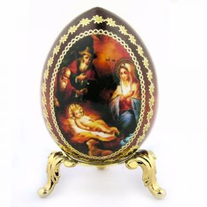 Nativity Russian Egg
