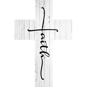 Faith Cross 29""