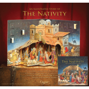 The Illlustrated Story of the Nativity