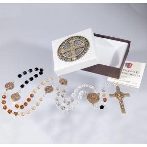 St Benedict Boxed Rosary