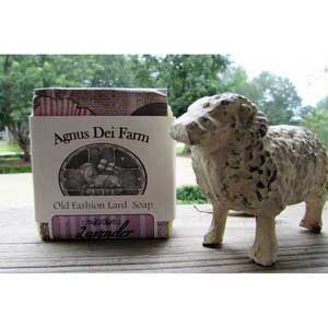 Old-Fashioned Lard Soap Seasonal Fragrance