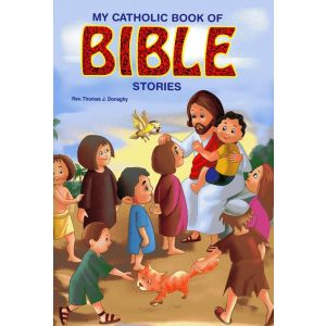 My Catholic Book Bible Stories