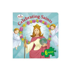 Celebrating Saints Puzzle Book