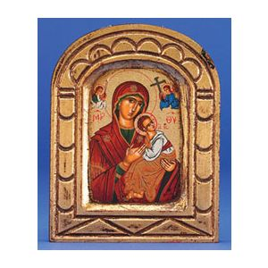 Our Lady of Perpetual Help Dome Icon