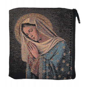 Praying Madonna Pouch
