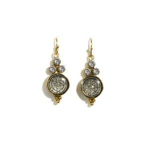 St Benedict Cloister Earrings