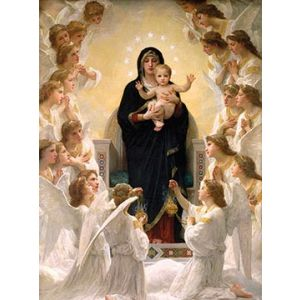 Queen of the Angels Christmas Cards