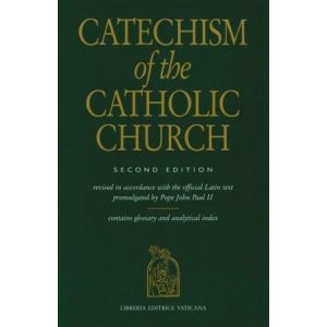 Paperback Cathechism of the Catholic Church