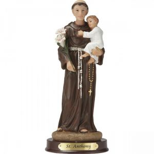 "12"" St. Anthony Statue"