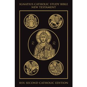 Ignatius Catholic Study Bible: New Testament (Pbk)