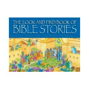 Look and Find Book of Bible Stories