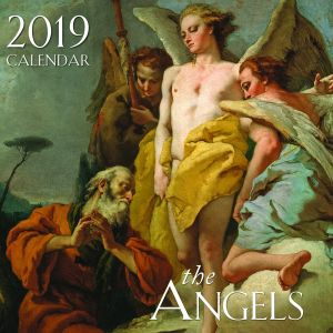 ACM205 2019 Angels Wall Calendar