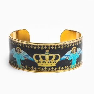 Crown of Glory Cuff Bracelet