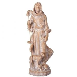 Jesus the Shepherd Statue