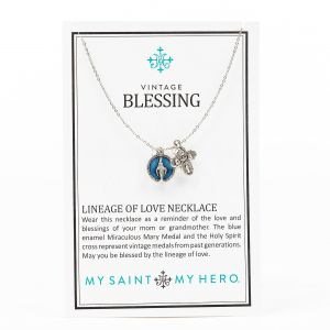 Lineage of Love Vintage Miraculous Necklace