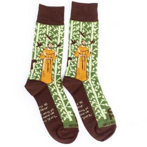 St Francis of Assisi Socks