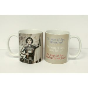 Saint Joan of Arc Mug