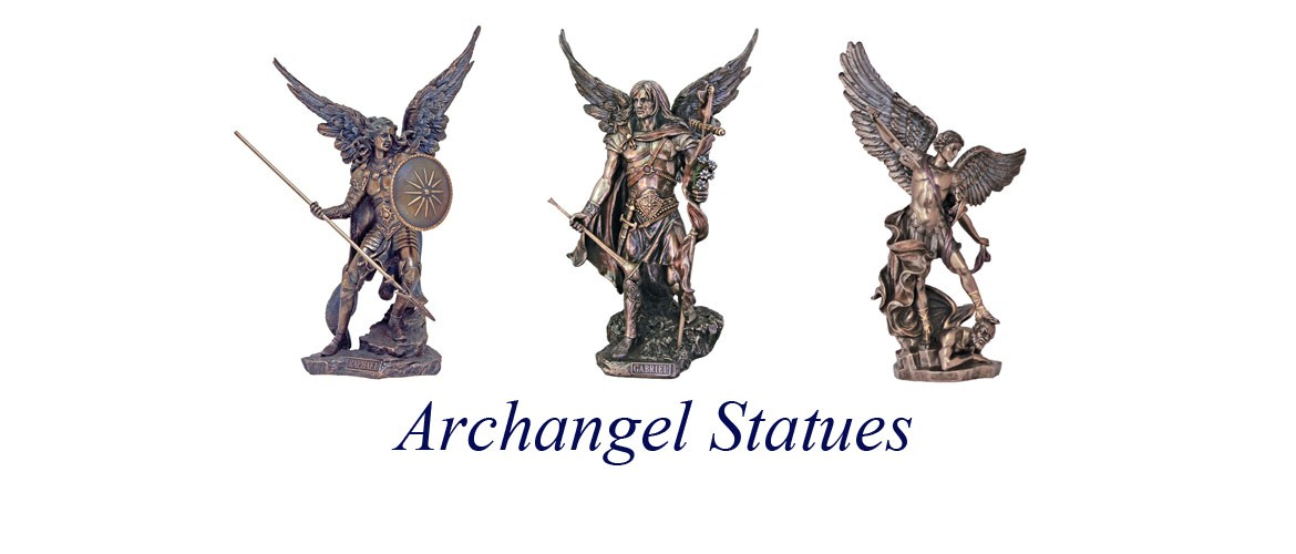 Home Page Slider - Statues