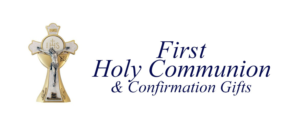 Home Page Slider - First Communion